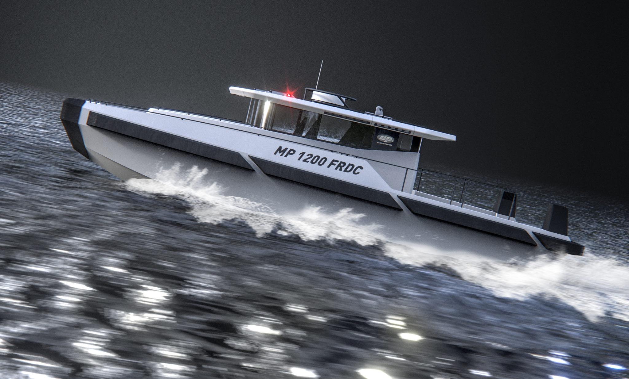 Maritime Partner - Hareide Design 2017