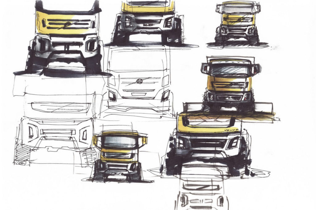 Volvo Trucks - Hareide Design 2008
