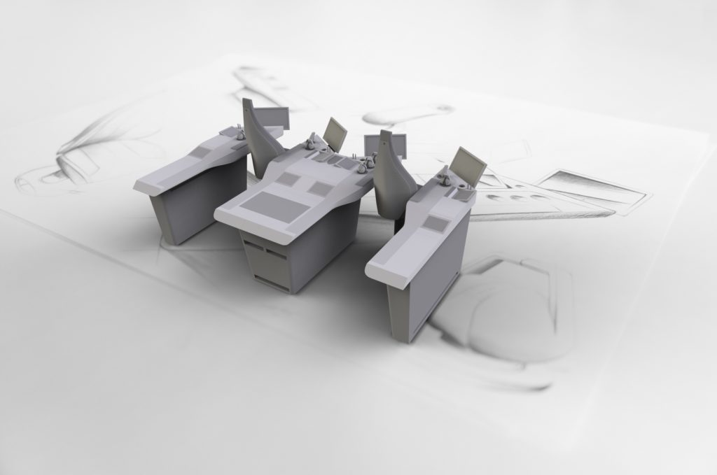 Rolls-Royce Marine - Hareide Design 2011